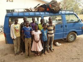 aus Kinderhandel befreit Togo