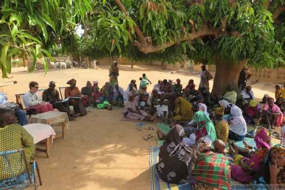 coopérative au Mali