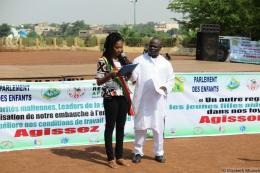 parlement d'enfants Bamako
