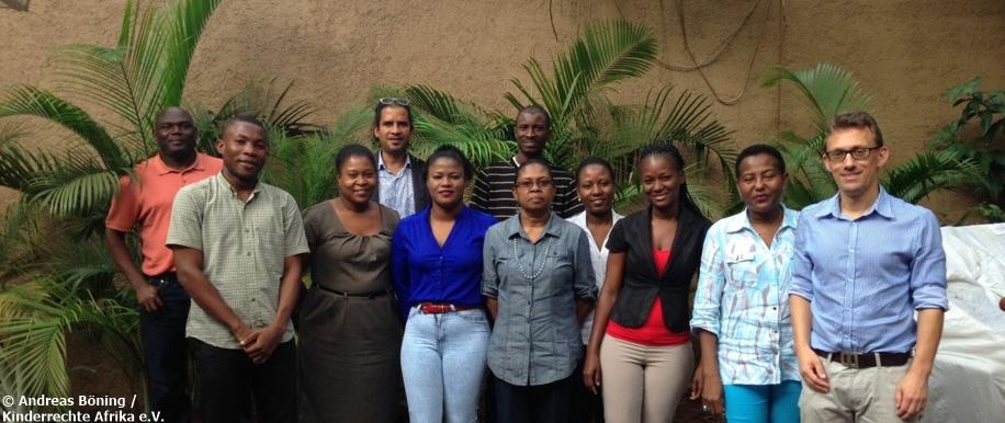 Kinderrechte Afrika e.V.; KiRA Consult; Haiti