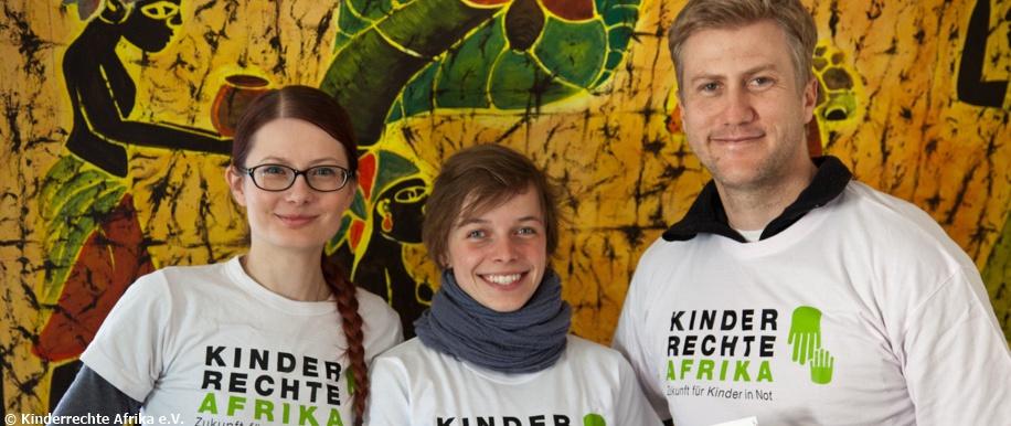 Kinderrechte Afrika e.V.; Bundesfreiwilligendienst