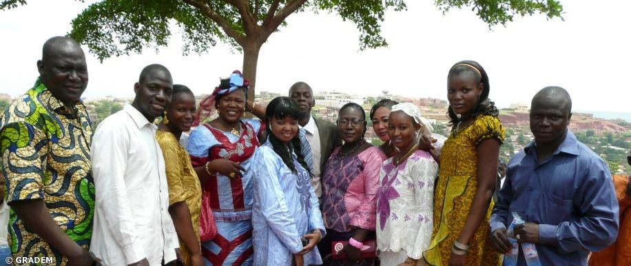 Kinderrechte Afrika e.V.; GRADEM; Bamako; Mali