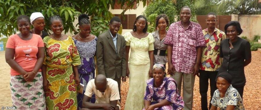 Kinderrechte Afrika e.V.; ESGB; Benin