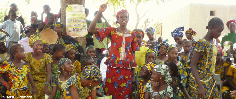 Stärkung von Mädchen und Frauen, Empowerment Mali