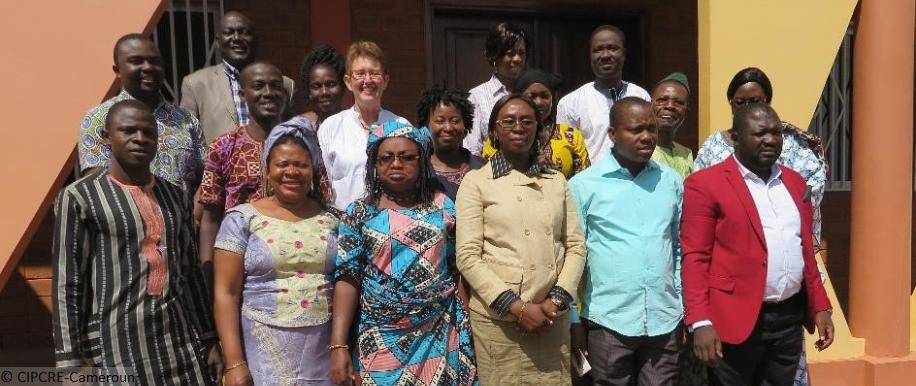Süd-süd-Treffen in Kamerun; NGO Partnerschaften